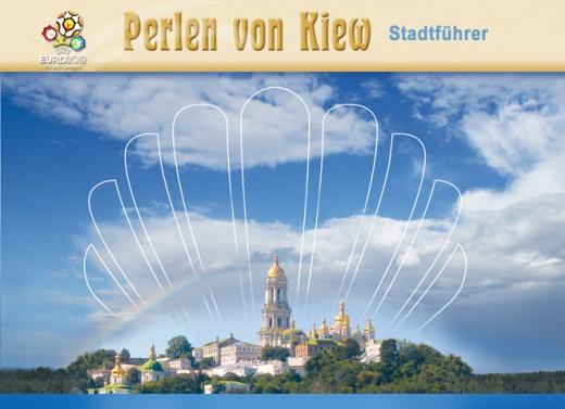 Обложка путеводителя «Perlen won Kiew»